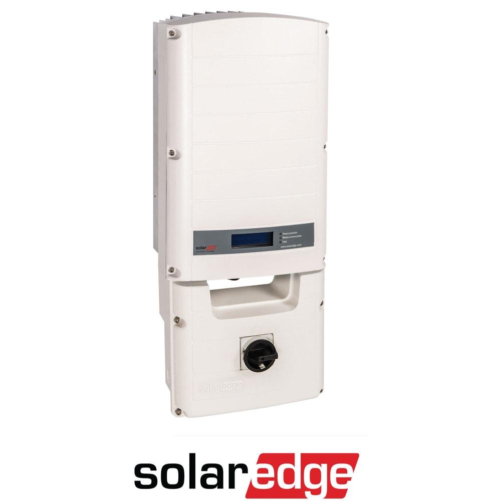 Single Phase Inverter : Solar edge single phase inverter w non rapid shutdown