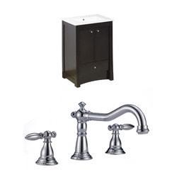 American Imaginations Elite Floor Mounted Vanity Set With 8 in o c AI 10749 Type 151262741 Bathroom Vanities in Canada