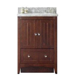 American Imaginations Shaker Floor Mounted Vanity Set With 4 in o c AI 17494 Type 151269191 Bathroom Vanities in Canada