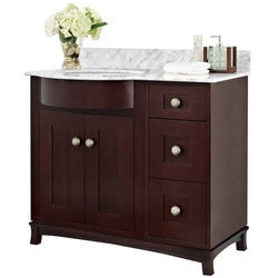 American Imaginations Tiffany Floor Mounted Vanity Set With 8 in o c AI 18426 Type 151272911 Bathroom Vanities in Canada