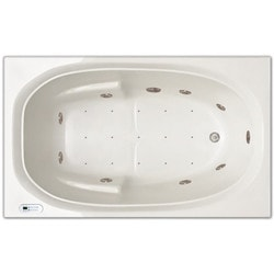 Signature Bath Air/Whirlpool Combo Model 151347541 Bathtubs