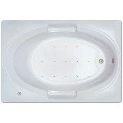 Signature Bath Air Bath Model 151347121 Bathtubs
