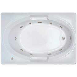 Signature Bath Whirlpool Model 151347331 Bathtubs