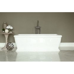 Signature Bath /Freestanding Tubs Model 151359941 Bathtubs