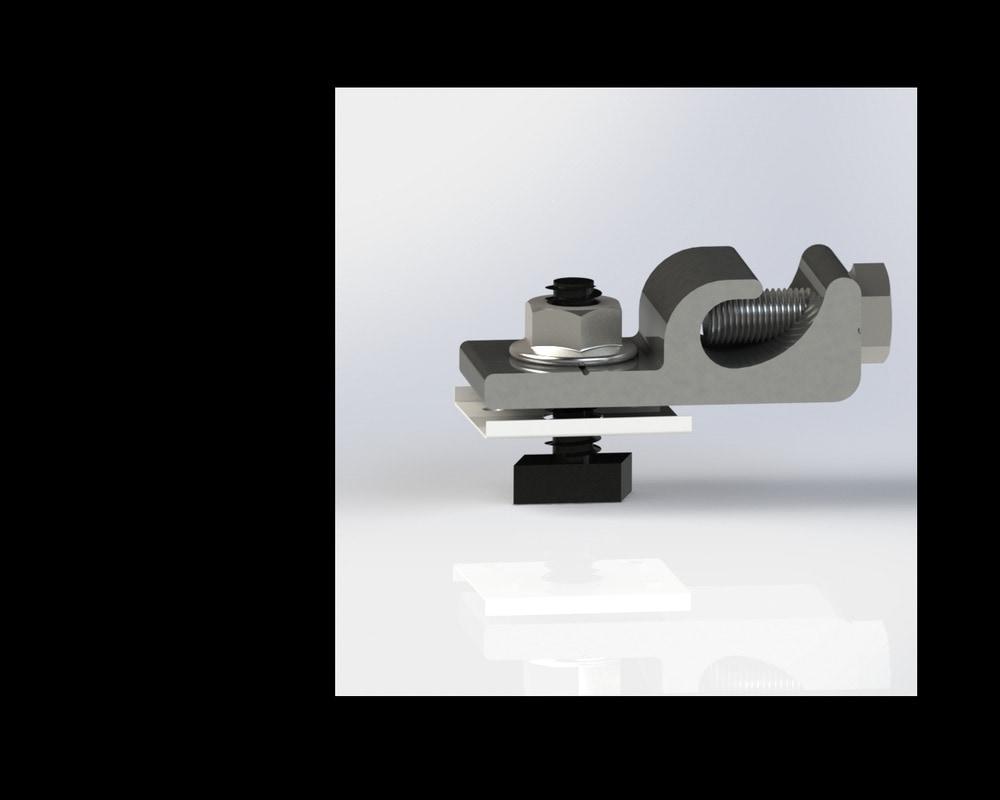 Titanergy grounding lug stainless steel tt g gl