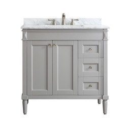 Vinnova Bathroom Vanities Catania Type 151358691 Bathroom Vanities in Canada