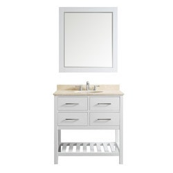 Vinnova Bathroom Vanities Foligno Type 151356001 Bathroom Vanities in Canada