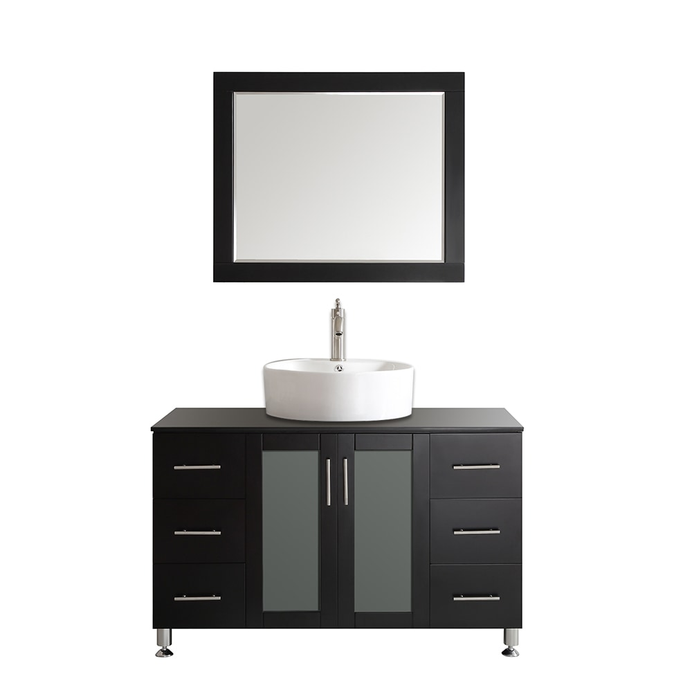 home bathroom vanities all products 48 inches vanity sets espresso
