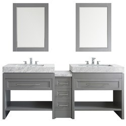 Vinnova Bathroom Vanities Bolzana Type 151356431 Bathroom Vanities in Canada