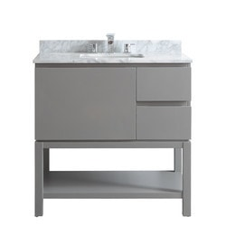 Vinnova Bathroom Vanities Venzia Type 151359691 Bathroom Vanities in Canada