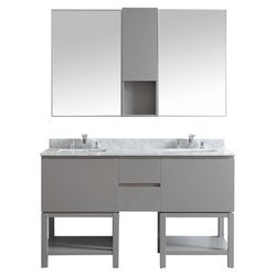 Vinnova Bathroom Vanities Venzia Type 151356481 Bathroom Vanities in Canada