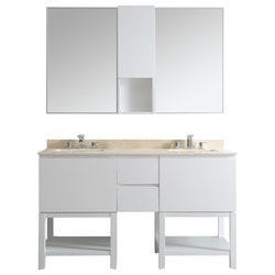 Vinnova Bathroom Vanities Venzia Type 151356491 Bathroom Vanities in Canada