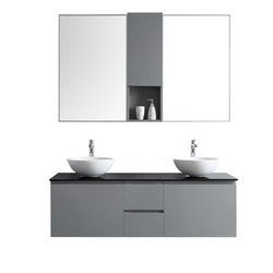 Vinnova Bathroom Vanities Ferrara Type 151356541 Bathroom Vanities in Canada