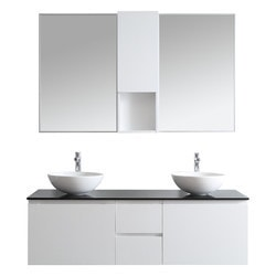 Vinnova Bathroom Vanities Ferrara Type 151356551 Bathroom Vanities in Canada