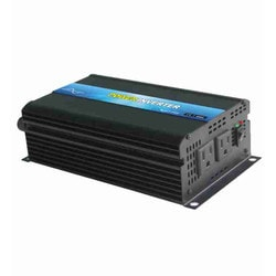 Invert It 1000 Watt 24vDC 110vAC Model 151367221 Clean Energy Inverters