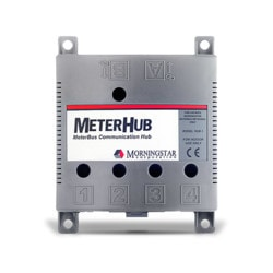 MorningStar MeterHub Model 151396051 Clean Energy System Meters
