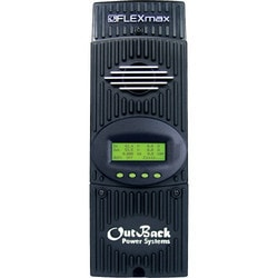 OutBack FM80 150Vdc 80 Amp 12 60 Volt Model 151389751 Clean Energy Controllers