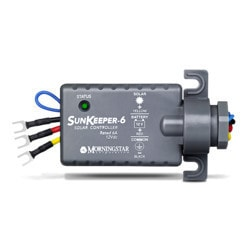 MorningStar SunKeeper 12A 12V Model 151388131 Clean Energy Controllers