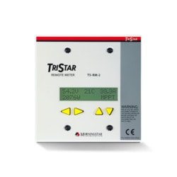 MorningStar TriStar Remote Digital Meter TS RM 2 (works with Tristar Controllers) Model 151396071 Clean Energy System Meters