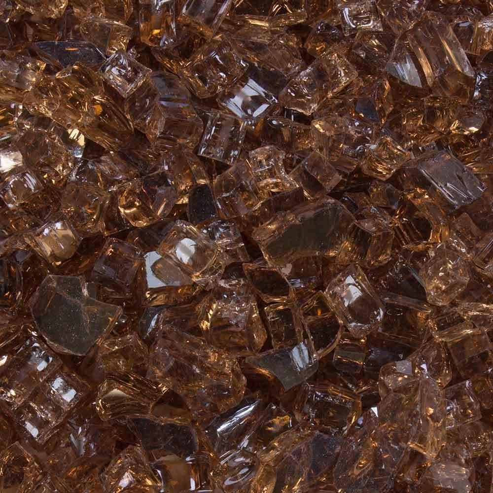 Celestial Fire Glass - Celestial Fire Glass� Tempered Fire Glass 151122831