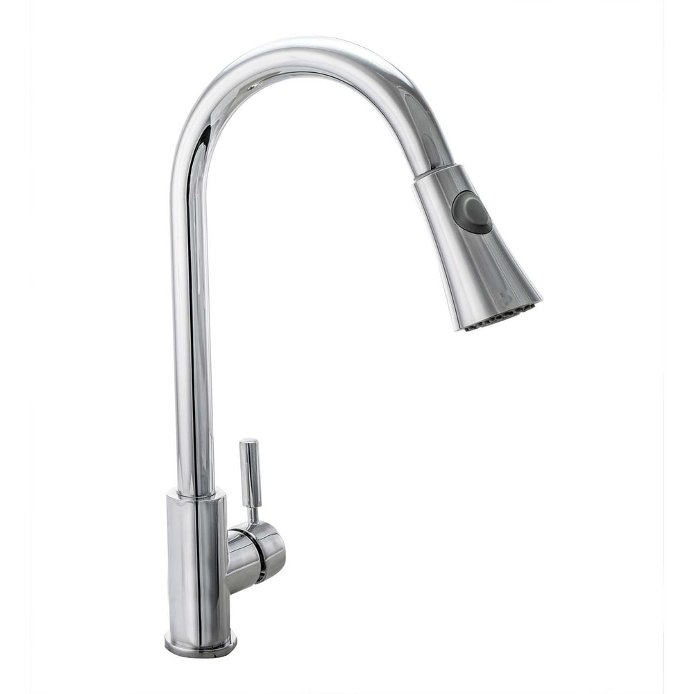 Cosmo cosmo kitchen faucet chrome cos kf501c for Kitchen faucet recommendations