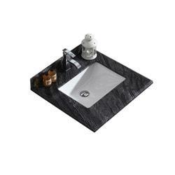 LUXE by Deluxe Vanity Wimbledon Countertop Model 151417571 Bathroom Vanities