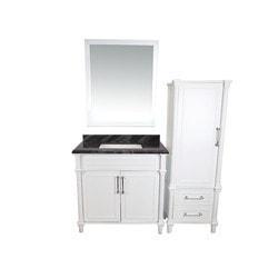 LUXE by Deluxe Vanity Continental Full Set Model 151421411 Bathroom Vanities