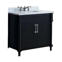 LUXE by Deluxe Vanity Continental Cabinet & Countertop Model 151418741 Bathroom Vanities