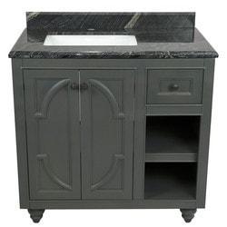 LUXE by Deluxe Vanity Odyssey Cabinet & Countertop Type 151419721 Bathroom Vanities in Canada