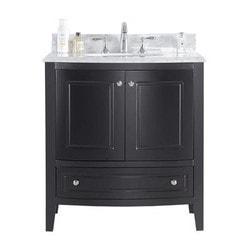 LUXE by Deluxe Vanity Estella Cabinet & Countertop Model 151419051 Bathroom Vanities