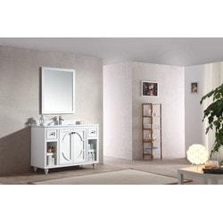 LUXE by Deluxe Vanity Odyssey Full Set Model 151421081 Bathroom Vanities