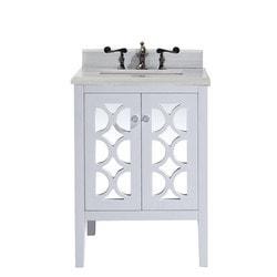 LUXE by Deluxe Vanity Mediterraneo Cabinet & Countertop Type 151419411 Bathroom Vanities in Canada