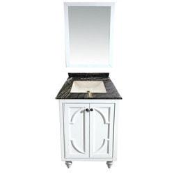 LUXE by Deluxe Vanity Odyssey Cabinet & Countertop Type 151419661 Bathroom Vanities in Canada