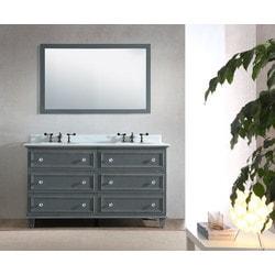 LUXE by Deluxe Vanity Luna Full Set Model 151420691 Bathroom Vanities