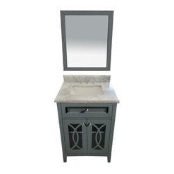 LUXE by Deluxe Vanity Grazia Full Set Type 151420511 Bathroom Vanities in Canada