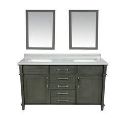 LUXE by Deluxe Vanity Continental Full Set Type 151421781 Bathroom Vanities in Canada