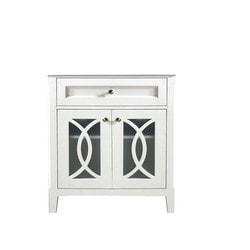 LUXE by Deluxe Vanity Grazia Cabinet Model 151418411 Bathroom Vanities