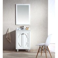 LUXE by Deluxe Vanity Odyssey Full Set Model 151420881 Bathroom Vanities
