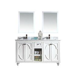 LUXE by Deluxe Vanity Odyssey Full Set Type 151421201 Bathroom Vanities in Canada