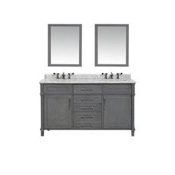 LUXE by Deluxe Vanity Continental Full Set Model 151421841 Bathroom Vanities