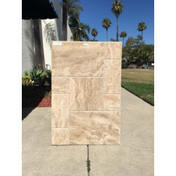 Ayyildiz Marble Bella Corilus Travertine Model 151462201 Travertine Flooring Tiles