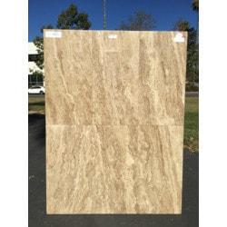 "Ayyildiz Marble Bella Corilus Travertine Polished 12""x24"" Model 151501771 Travertine Flooring Tiles"