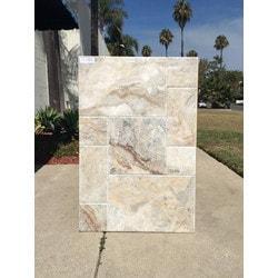 Ayyildiz Marble Trabella Tiles Talathello Valencia Model 151349641 Marble Flooring Tiles