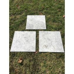 "Ayyildiz Marble Silver Galaxy 24""x24"" Model 151724431 Marble Flooring Tiles"