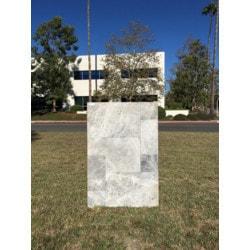Ayyildiz Marble Tundra Gray Paver Model 151606841 Outdoor Pavers