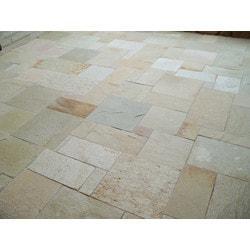 Carved Stone Creations Inc Quartzite Floor Tile Model 151639231 Slate Flooring Tiles