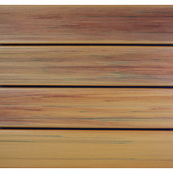 Duralife decking capped composite decking golden teak for Capped composite decking prices
