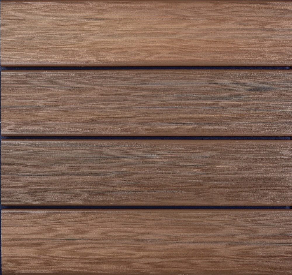 Duralife Decking Capped Composite Decking Tropical Walnut