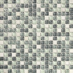 Tiles & Deco WATERMARINE BLEND NIAGRA Model 151363121 Kitchen Glass Mosaics