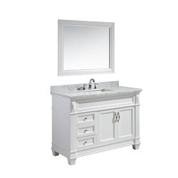 "Design Element Hudson 48"" Single Sink Vanity Set Model 151723001 Bathroom Vanities"